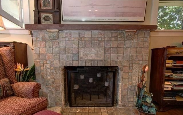 Batchelder Fireplace