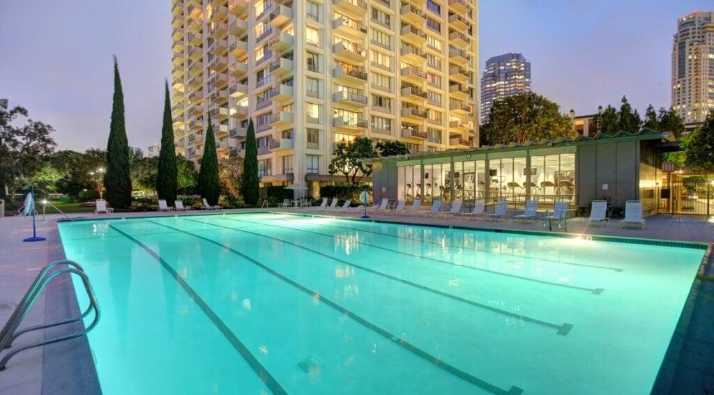 century park east condos pool