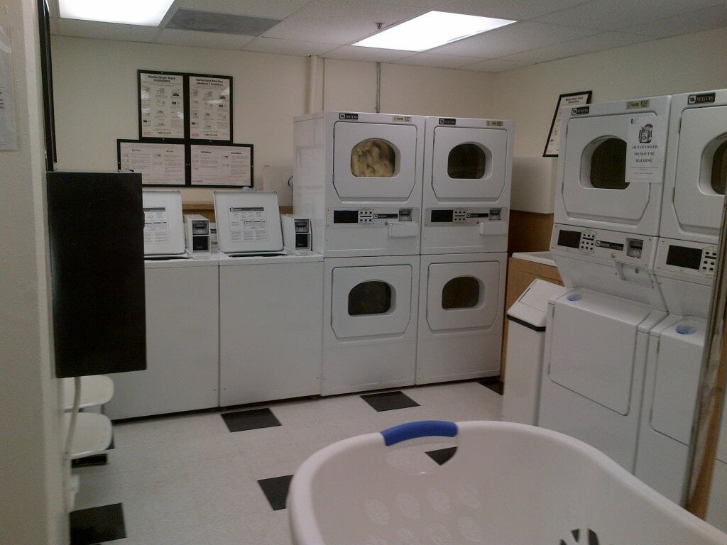 century park east laundry room