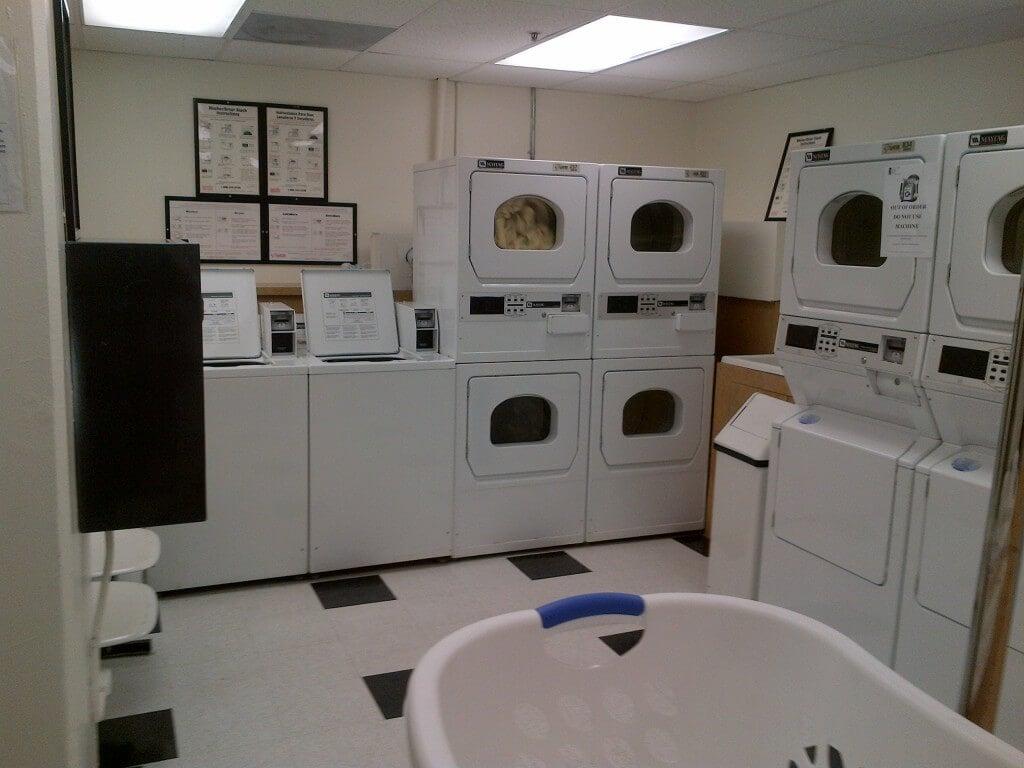 century park east laundry room
