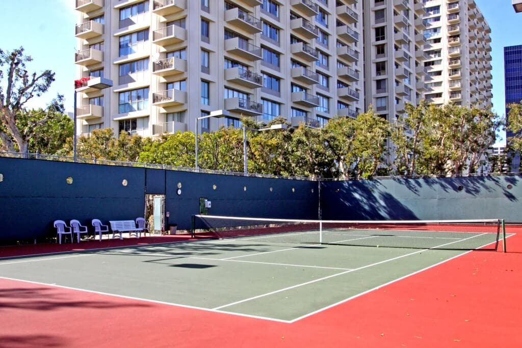 Century Park East Tennis Court