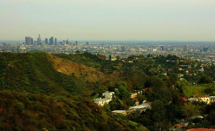 runyon canyon park vista