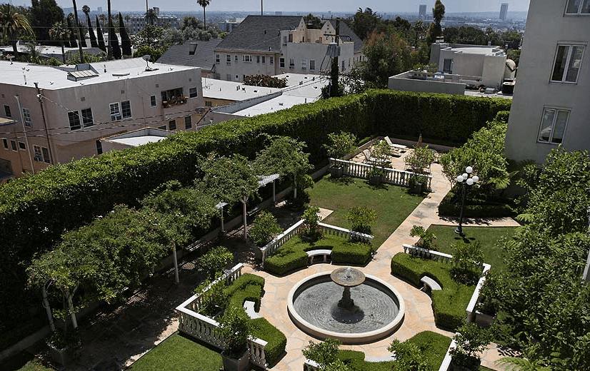 granville los angeles gardens