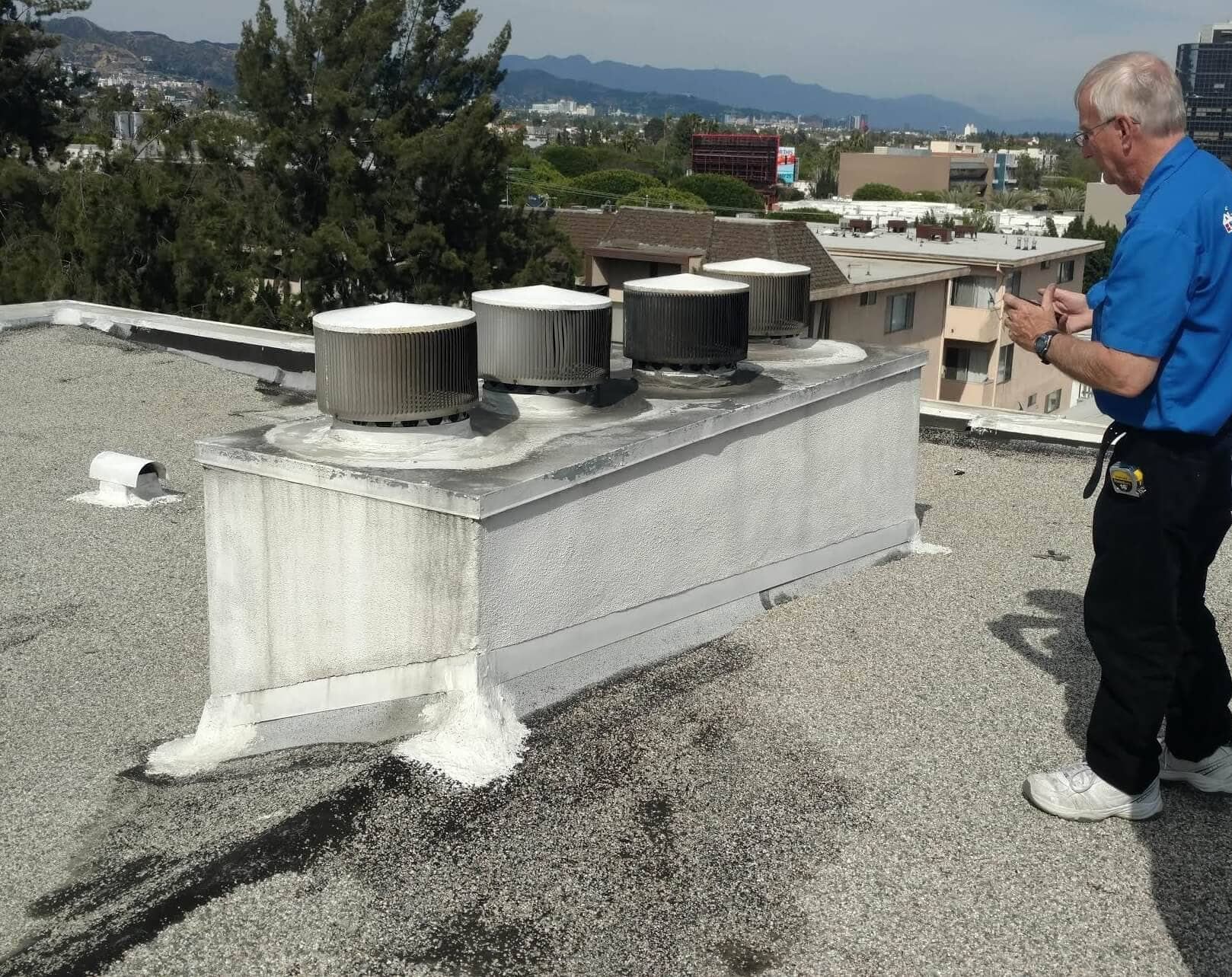 Chimney Inspection Los Angeles