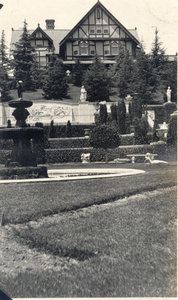 Holmby House, Los Feliz