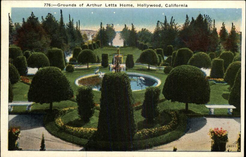 Holmby House Gardens