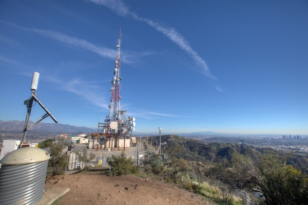 Mt Lee Antenna
