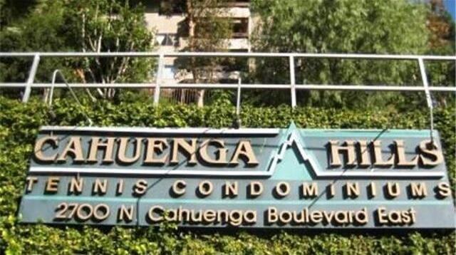 Cahuenga Hills Condominiums