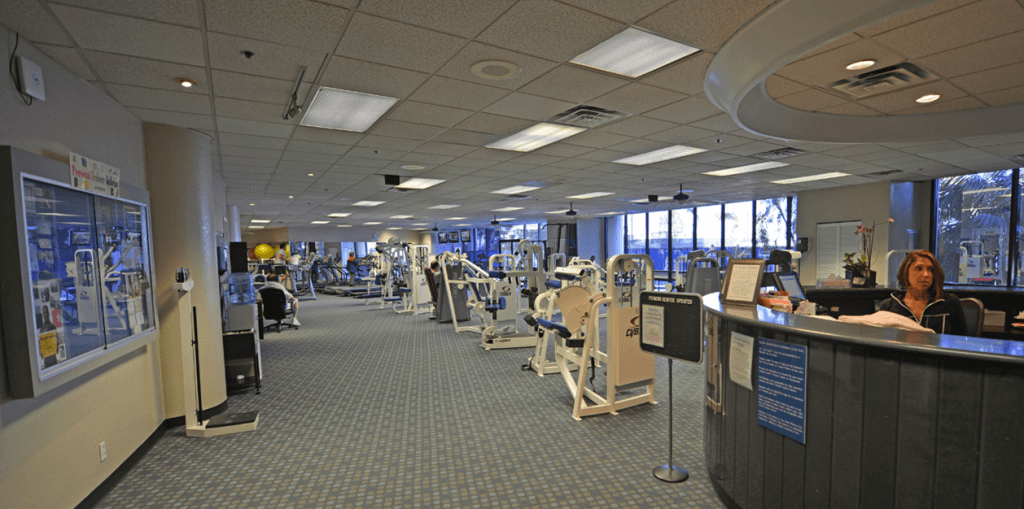Marina City Club Gym