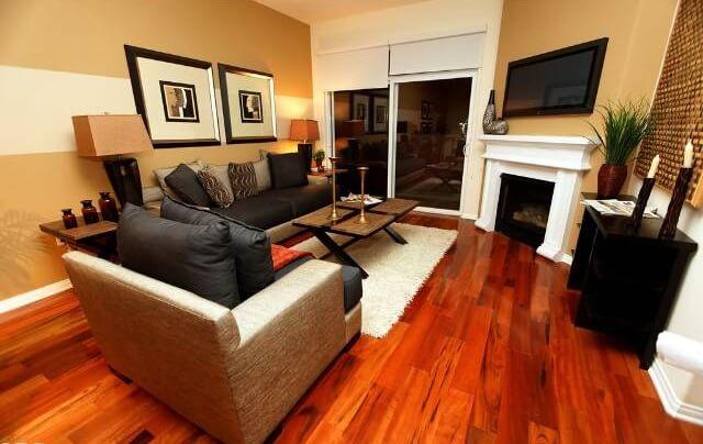 Bedford Park Living Room