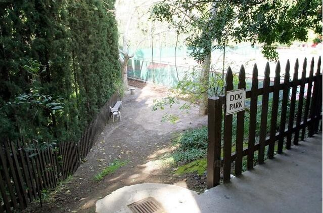 Dog Park Cahuenga Tennis
