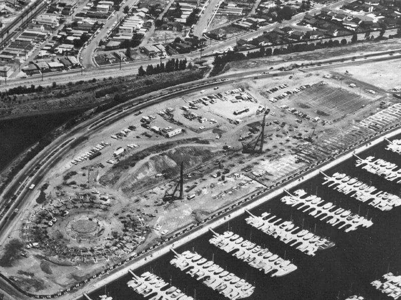 marina city club history