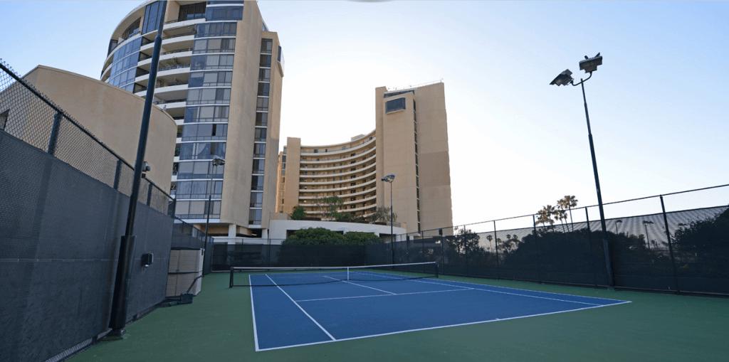 Marina Del Rey Tennis Court