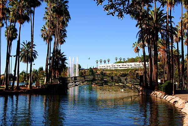 Lago Vista Echo Park Lake