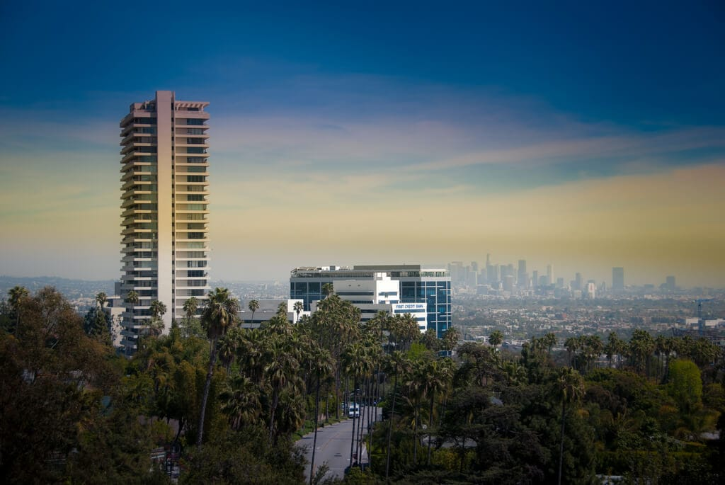 Sierra Towers Los Angeles