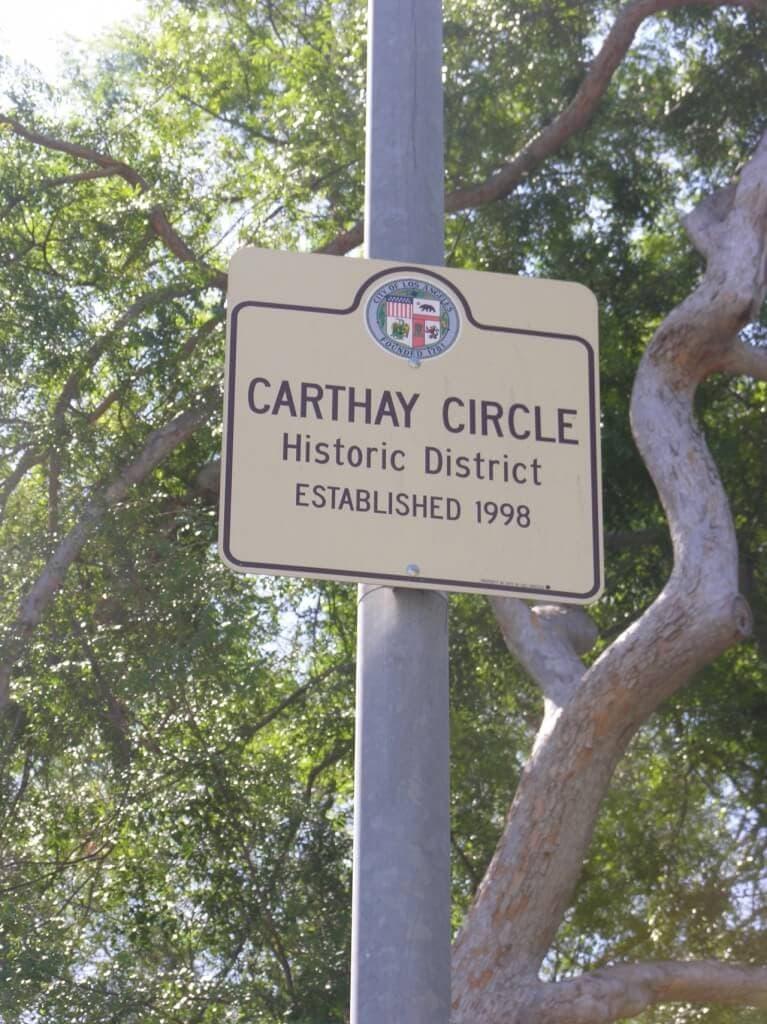 Carthay-Circle-Sinage