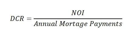 DCR Equation