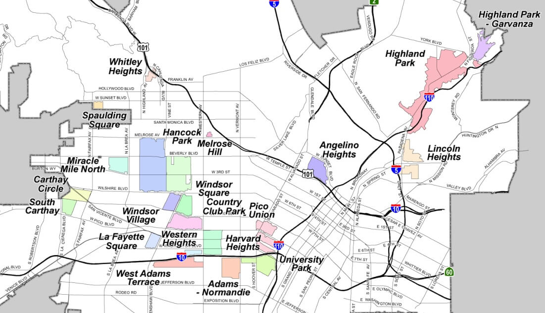 Historic Preservation Overlay Zone