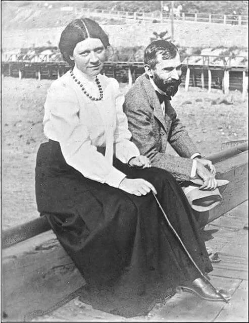 Henry and Marcy McReynolds