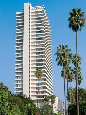 Sierra Tower luxury condo
