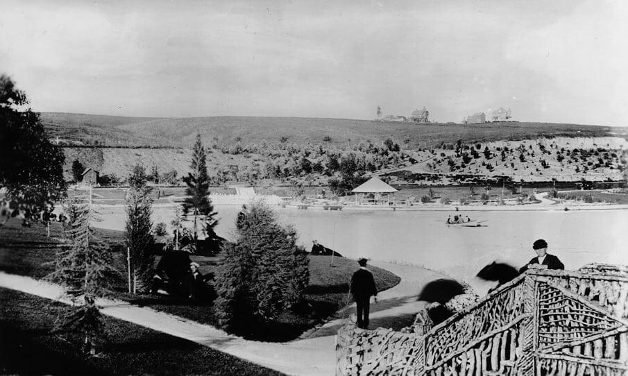 west lake park 1895