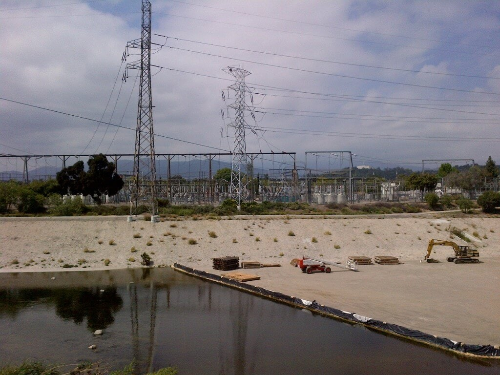 atwater village power station