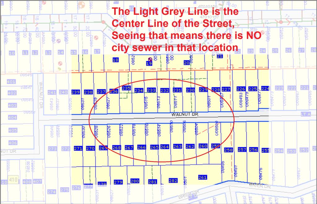 Navigate Grey line