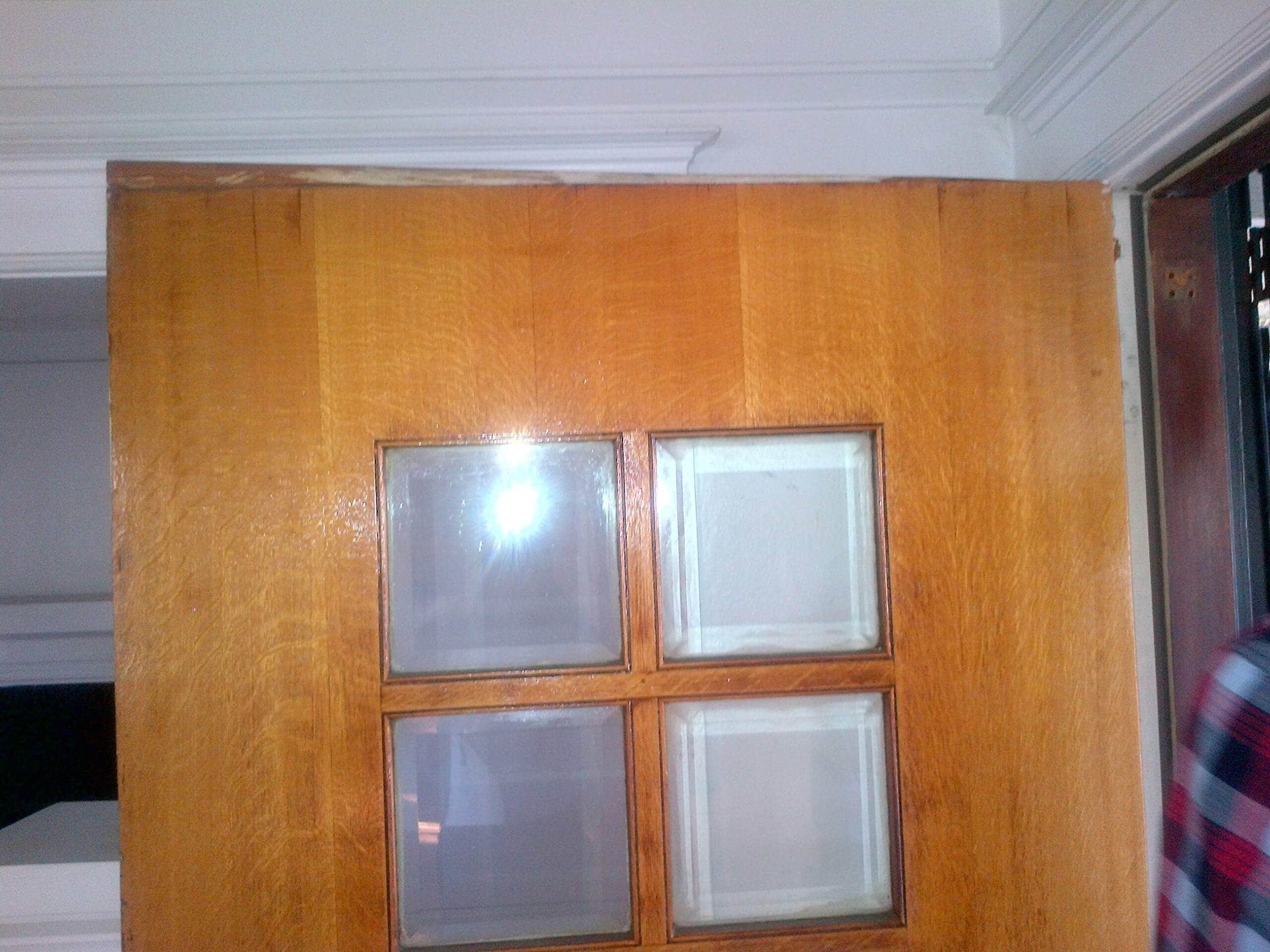 crooked door 2 & crooked door 2 - James Campbell
