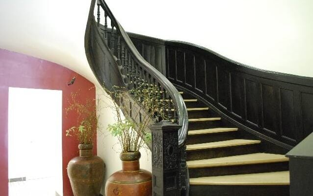 Hitchcock Staircase