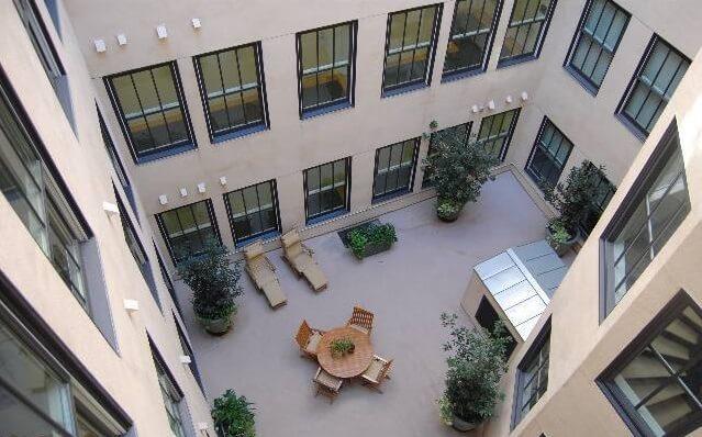 253 s broadway courtyard