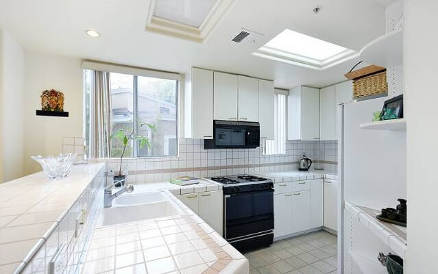 1351 N Curson Avenue Kitchen