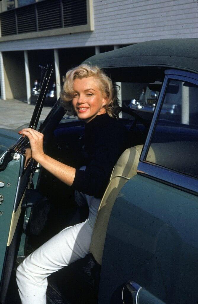 Marilyn Monroe west hollywood apartment