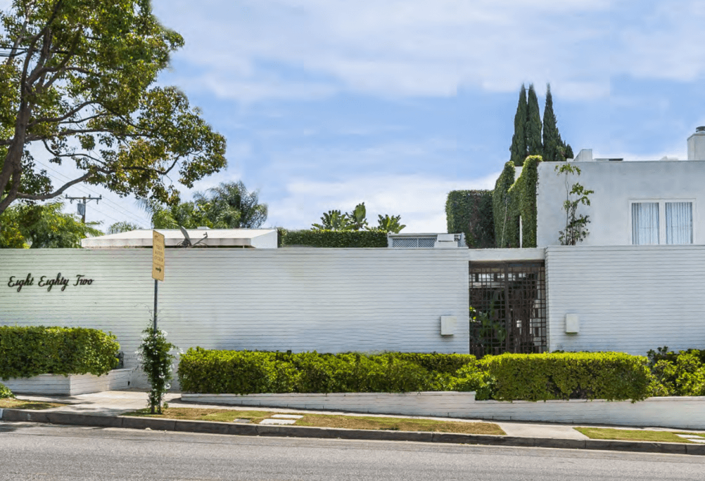 mid century modern west hollywood