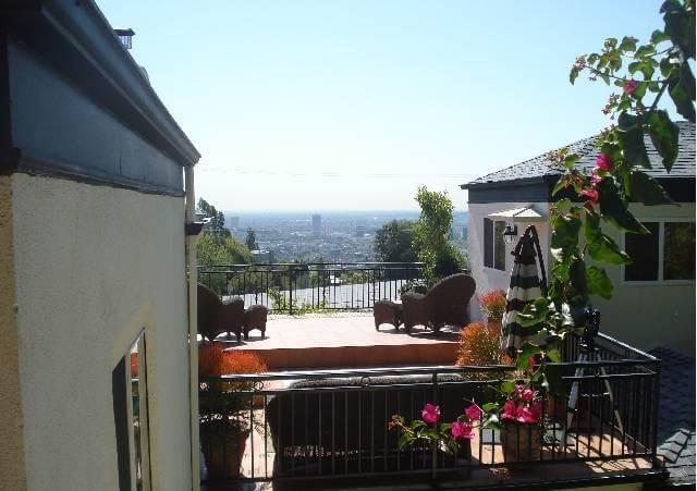 8841 Evanview Drive rooftop deck