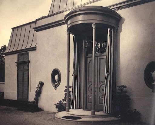 john Woolf pendelton residence