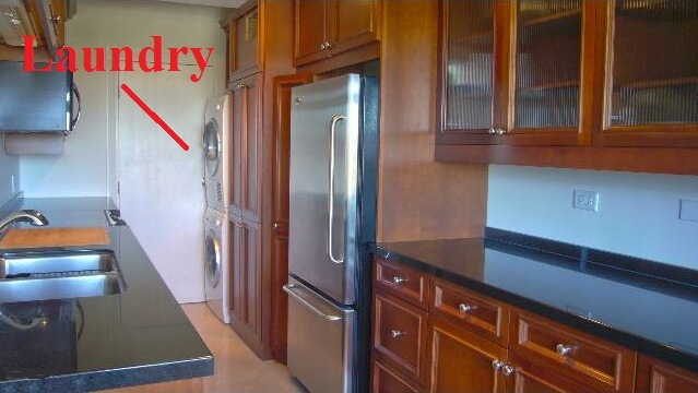838 N Doheny Dr in unit laundry