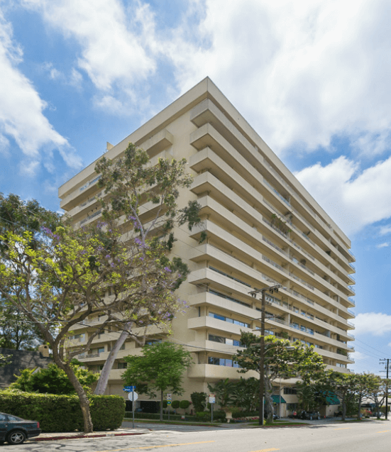 Doheny Plaza Towers