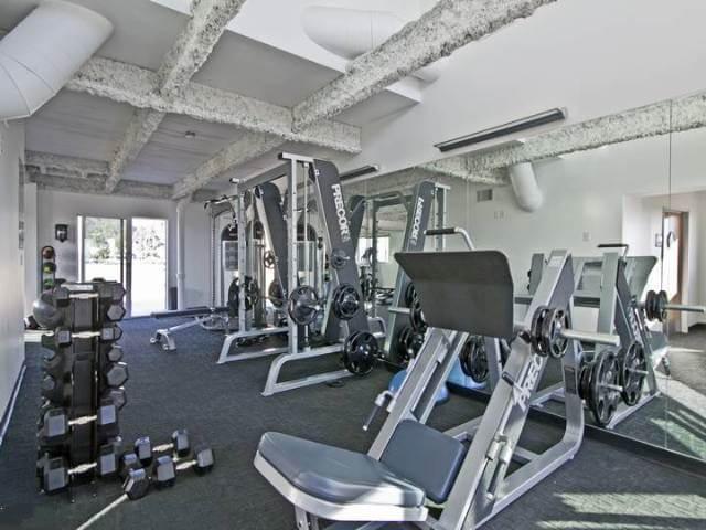 Doheny Plaza Tower Gym
