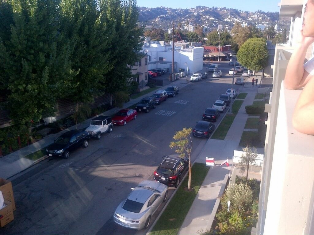 Street Facing View