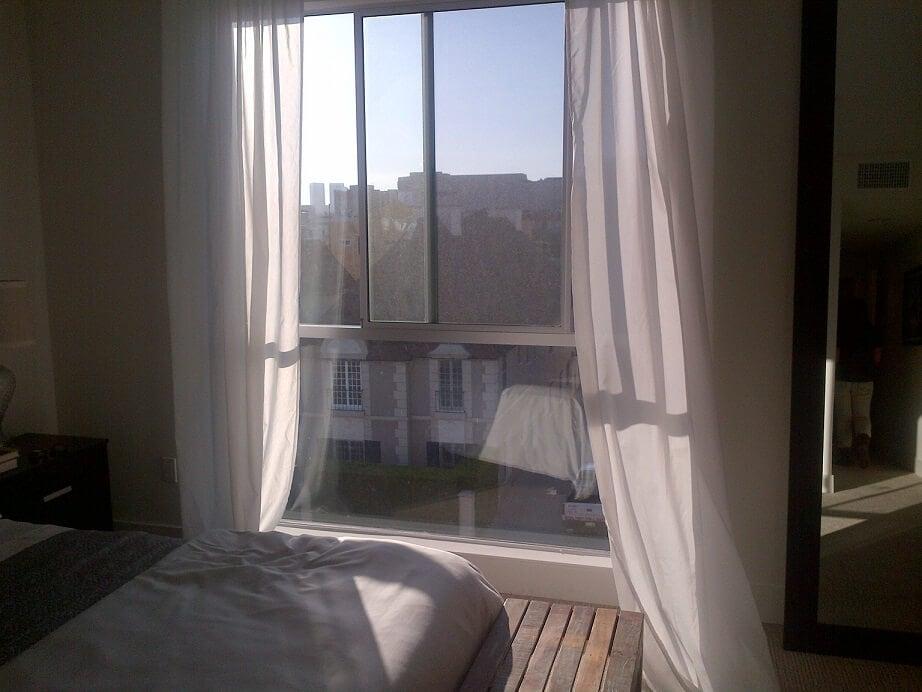 Masterbedroom Window