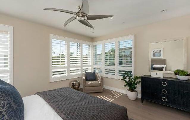 1400 N Fuller bedroom