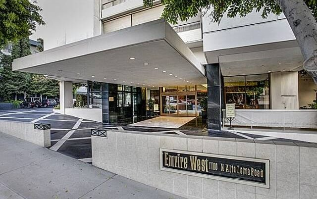 Empire West Entry