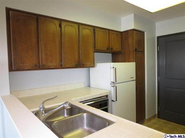 Original Kitchen cabinets and countertops