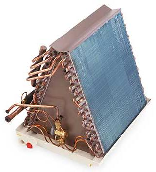 A-Frame-Evaporator-Coil