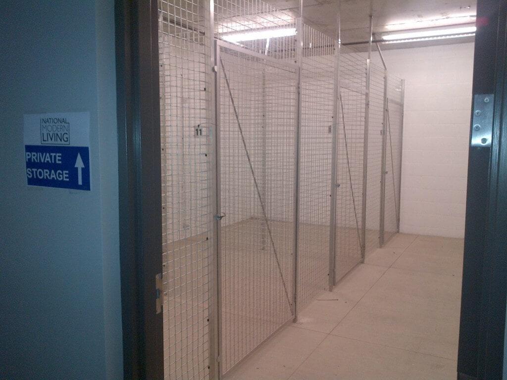 Storage room 11500 national blvd