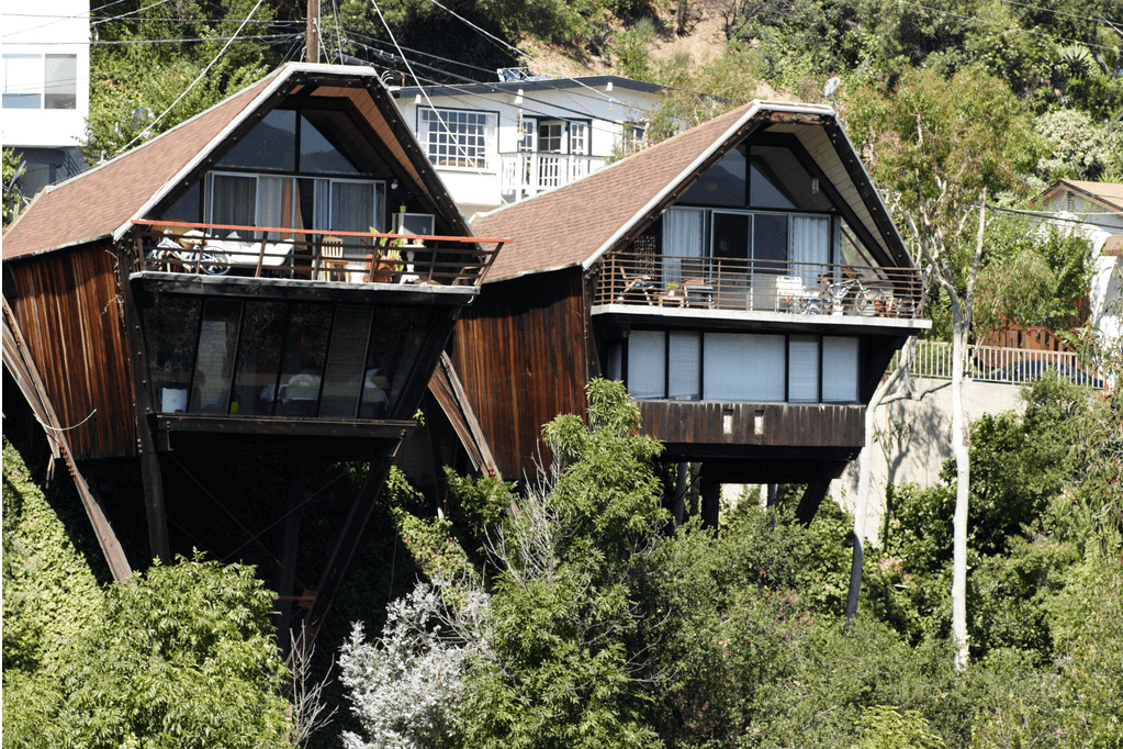 boathouses hollywood hills