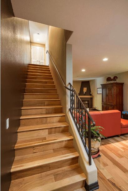 Desmond condos town house style floorplan