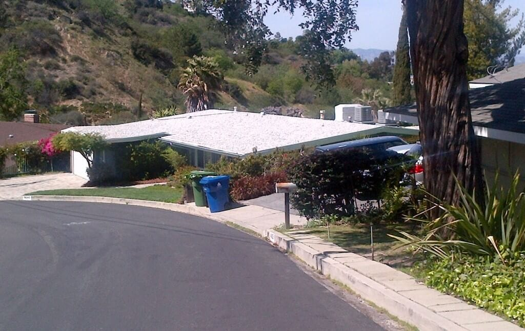 los angeles rock roofs