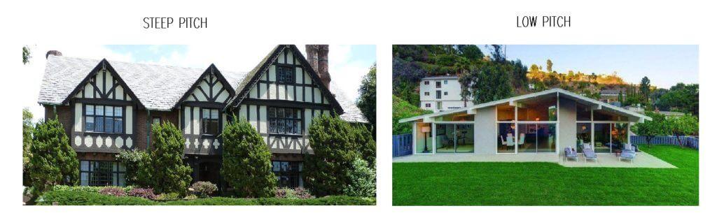 Tudor vs midcentury