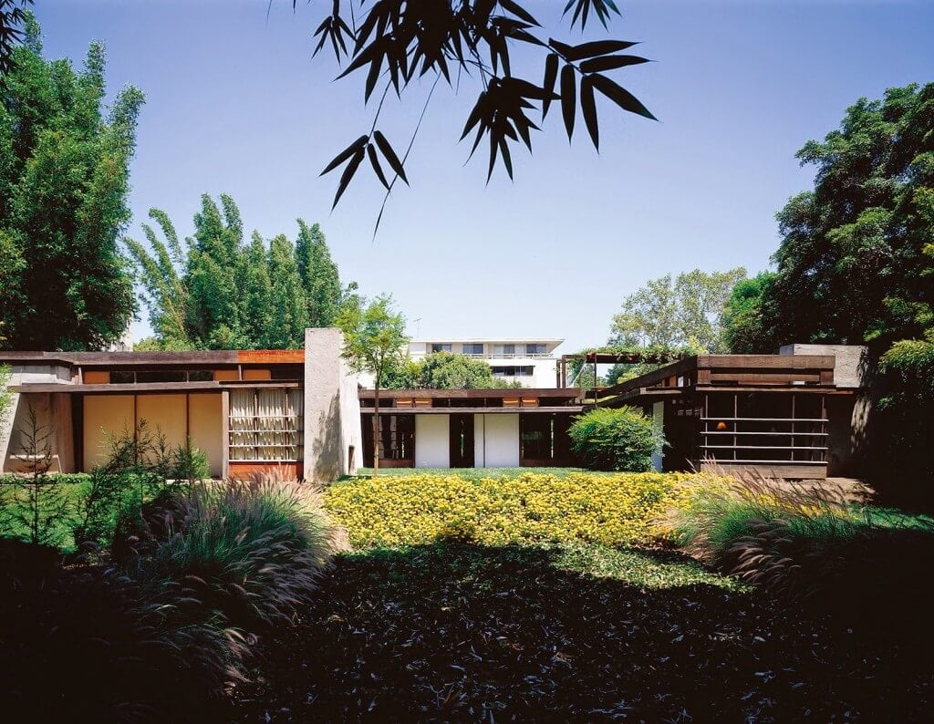 Schindler House los angeles